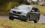 SSangyong Rexton longterm review on the road front
