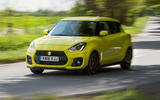 Suzuki Swift Sport 2018 long-term review hero front