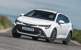 Toyota Corolla Trek 2020 UK first drive review - hero front