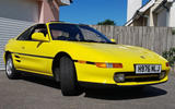 Toyota MR2 Turbo GT T Bar - front