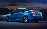 New Toyota Prius Hybrid AWD-i