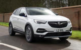 Vauxhall Grandland X 1.5 Turbo D 2018 first drive review - hero front