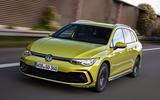 Volkswagen Golf Estate 2020 first drive review - hero front