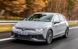 Volkswagen Golf GTI Clubsport 2020 first drive review - hero front