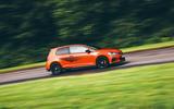 Volkswagen Golf - hero side
