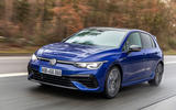 Volkswagen Golf R 2020 first drive review - hero front