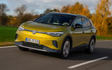 Volkswagen ID 4 2021 first drive review - hero front