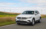 Volkswagen Tiguan eHybrid 2020 first drive review - hero front