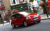 Volksawgen Up 1.0 2020 UK first drive review - hero front