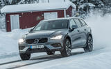 Volvo V60 Cross Country 2019 first drive review - hero front