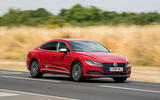 Volkswagen Arteon 2018 long-term review hero front