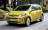 Top 10 city cars 2020 - Volkswagen e-Up