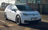 1 VW ID 3 Tour Pro S 2021 UK FD hero front