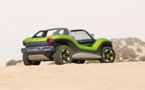 Volkswagen ID Buggy concept first drive - static rear