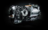 Zenvo seven-speed gearbox hybrid version