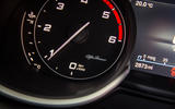 Alfa Romeo Stelvio Sprint 2020 UK first drive review - instruments