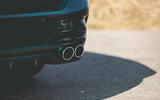 Alpina B3 Touring 2020 UK first drive review - exhausts