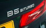 Alpina B5 BiTurbo saloon BiTurbo badge