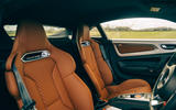 10 Alpine A110 Legende GT 2021 UK first drive review cabin