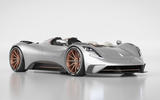 Ares S1 Project Spyder render - front