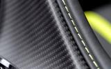 Aston Martin DB11 AMR 2018 review carbon fibre