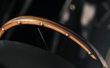 Aston Martin DB4 Zagato Continuation 2019 first drive review - steering wheel