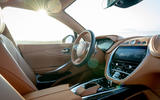 Aston Martin DBX 2020 UK first drive review - cabin