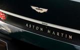 10 Aston Martin Victor 2021 rear badge