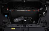 Audi E-tron quattro 2018 first drive review - frunk