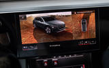 Audi e-Tron 2019 prototype first drive review - rear camera