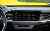 10 Audi Q4 2021 FD infotainment