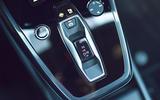 10 Audi Q4 E Tron Sportback 2021 UK FD centre console