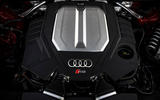 Audi RS6 Avant 2019 first drive review - engine