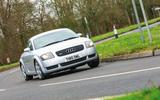 Audi TT Mk1 - hero front