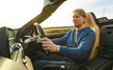 BBR GTI Mazda MX-5 Super 220 2020 UK first drive review - Richard Lane driving