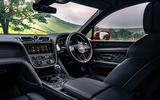 Bentley Bentayga 2020 UK first drive review - dashboard