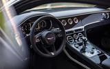 10 Bentley Continental GT Speed 2021 UK FD cabin