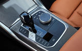 BMW 4 Series 2020 first drive review - centre console
