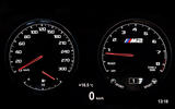 BMW M2 Competition 2018 first drive review instrument button