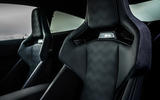 10 BMW M4 2021 UK first drive review seats