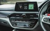 BMW M5 2018 long-term review climate control