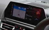 BMW M8 Gran Coupe 2020 UK first drive review - infotainment