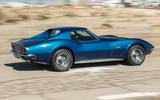 Chevrolet Corvette C3 - hero side