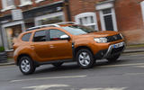 Dacia Duster 2019 long-term review - on the road side