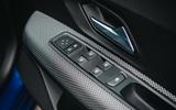 10 Dacia Sandero BiFuel 2021 UK first drive window controls
