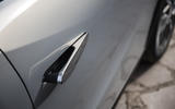 DS 3 E-Tense 2019 first drive - door handles