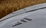 10 E Type Unleashed V12 2021 UK First drive review rear badge