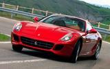 Ferrari 599 - front