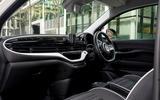 10 Fiat 500e Action 2021 UK FD dashboard