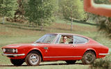 Fiat Dino Coupé - static front